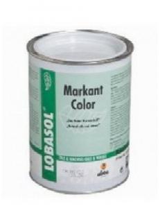 Масло для паркета Loba Markant Color